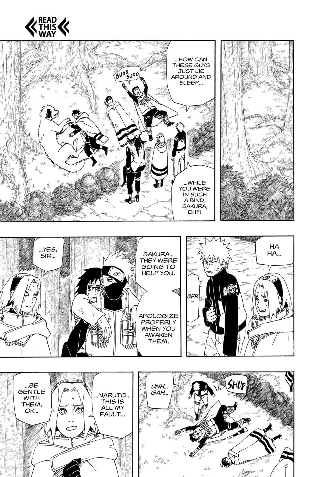 Naruto, Chapter 488 image 003