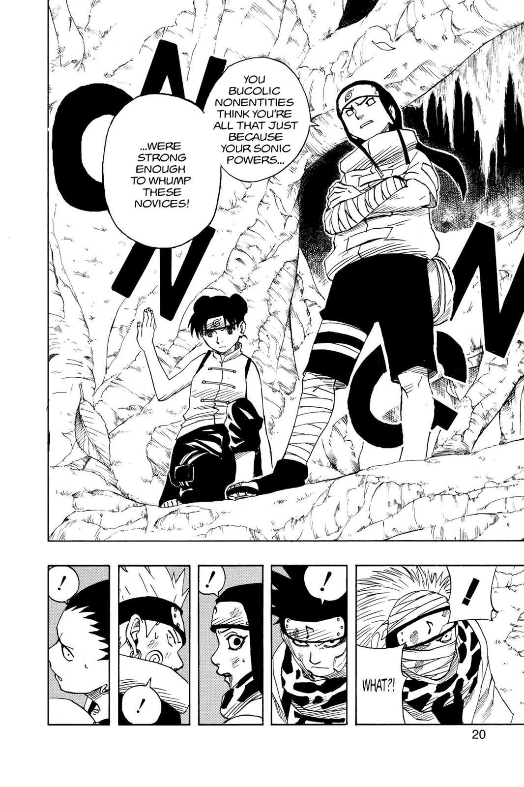 Naruto, Chapter 55 image 021