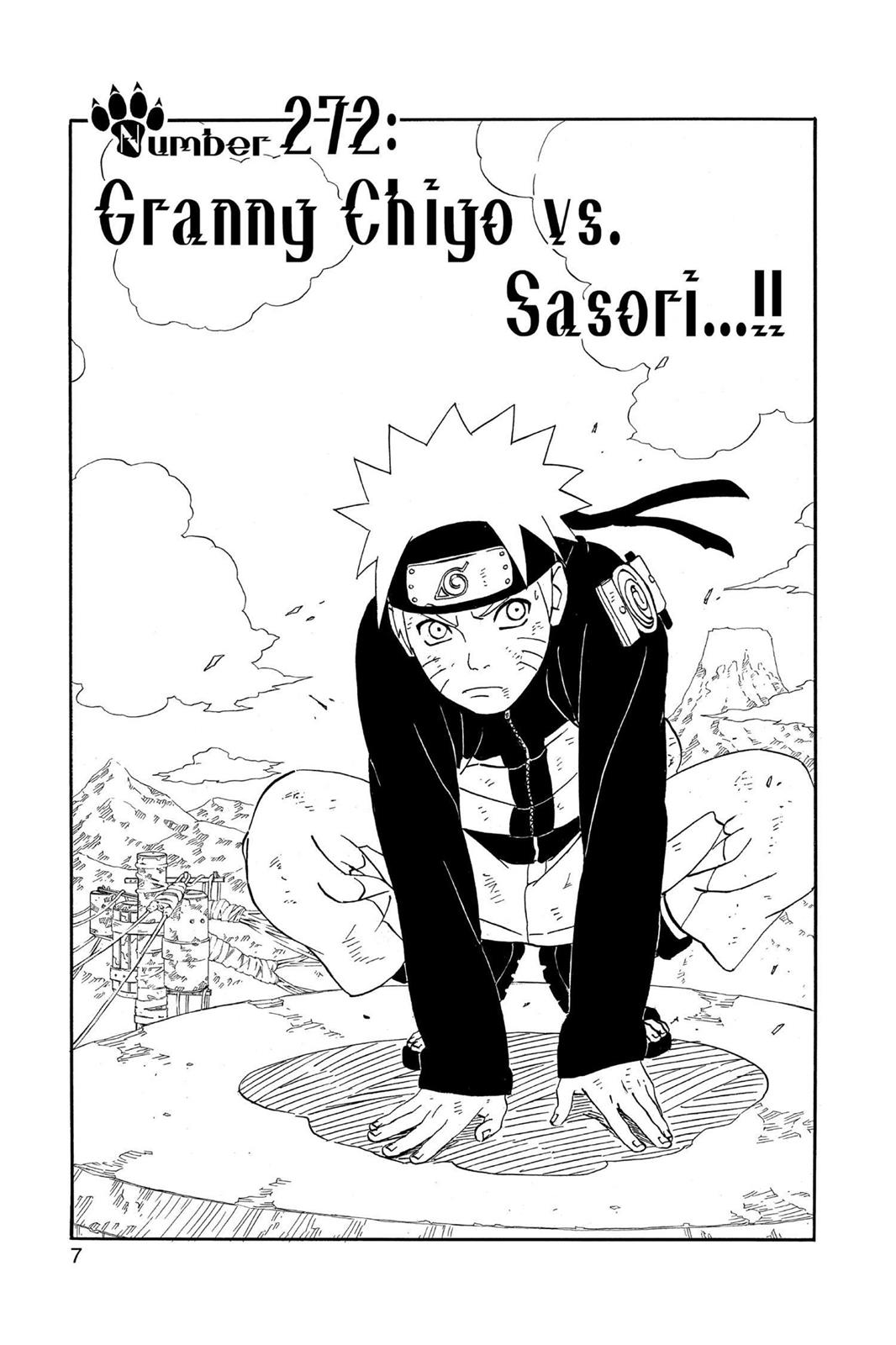 Naruto, Chapter 272 image 008