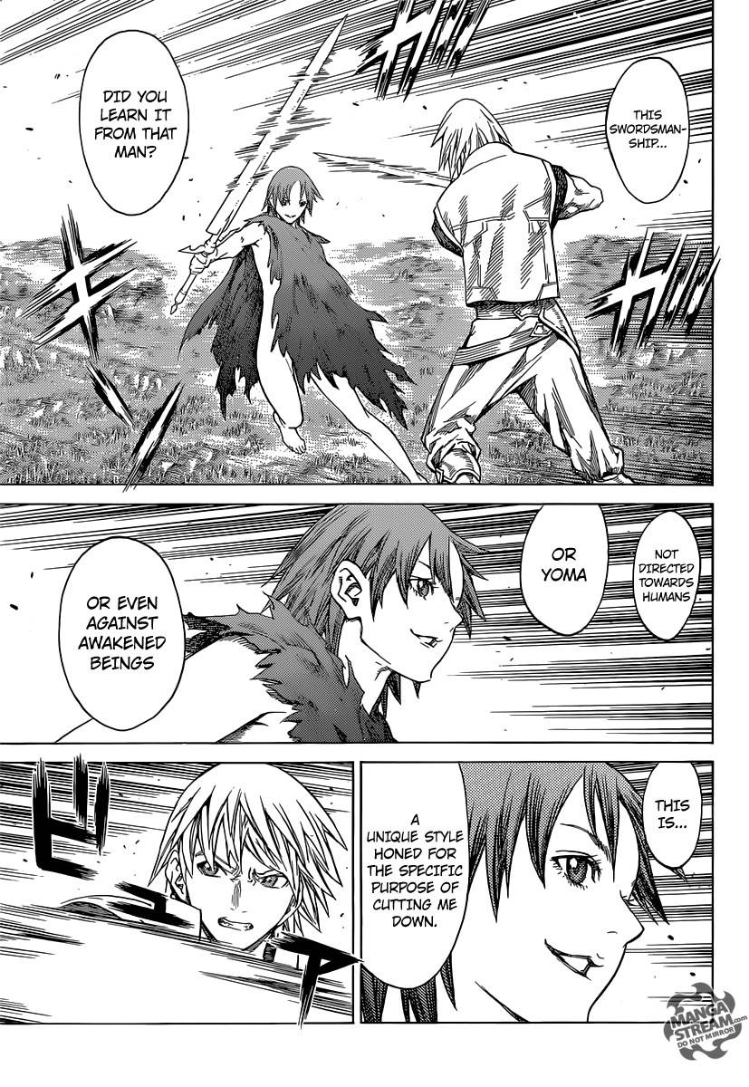 Claymore, Chapter 144 image 018