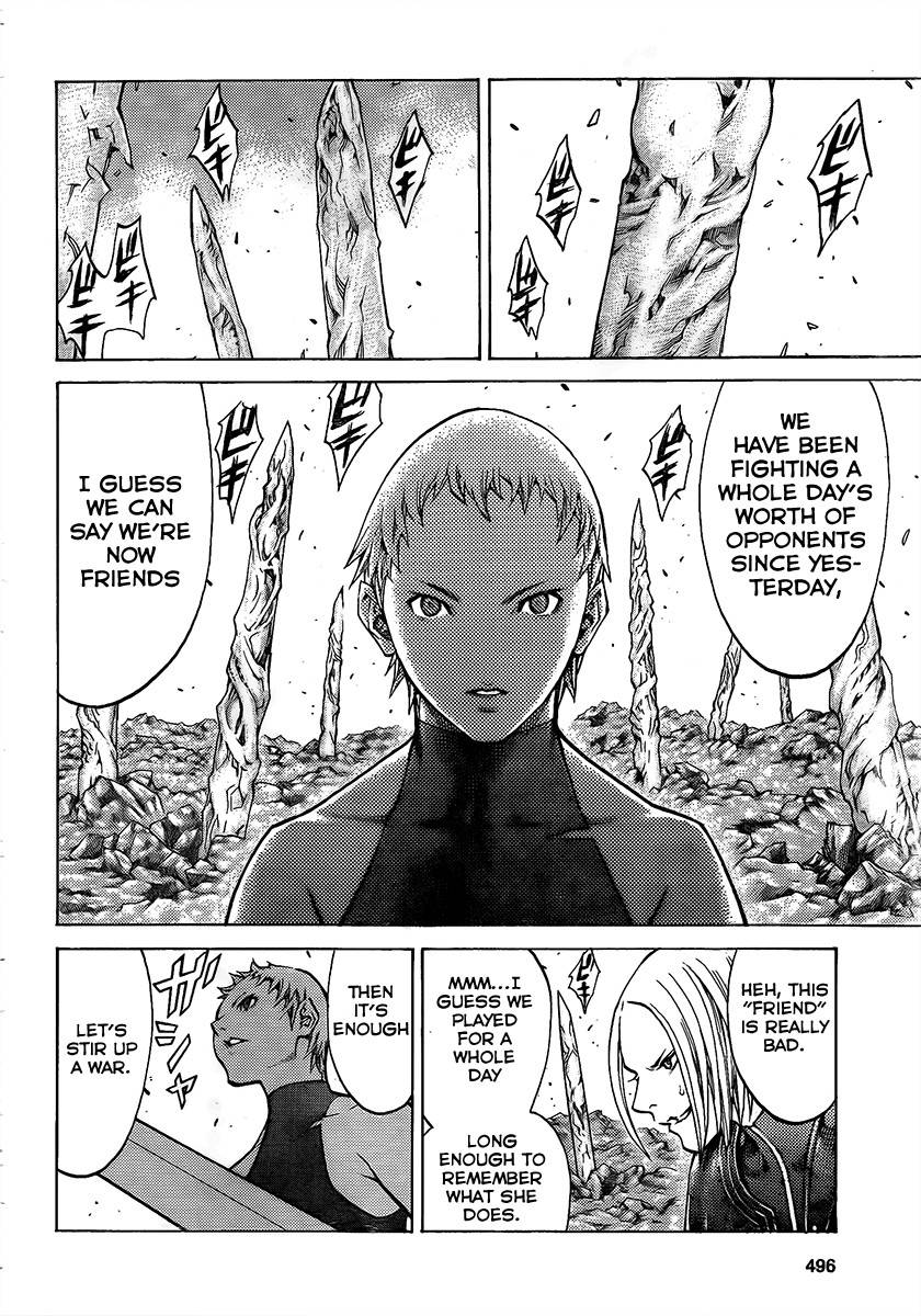 Claymore, Chapter 101 image 015