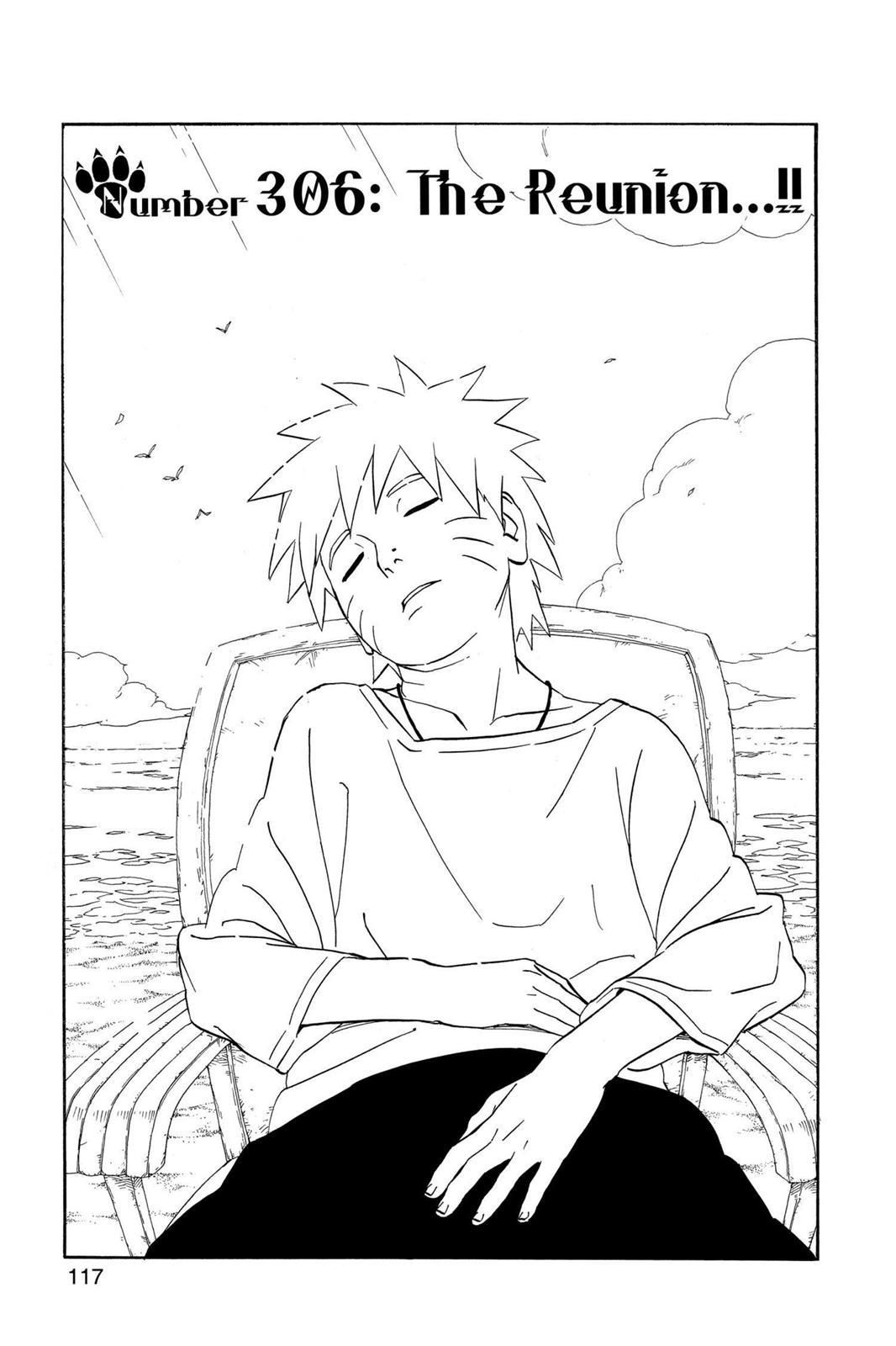 Naruto, Chapter 306 image 001