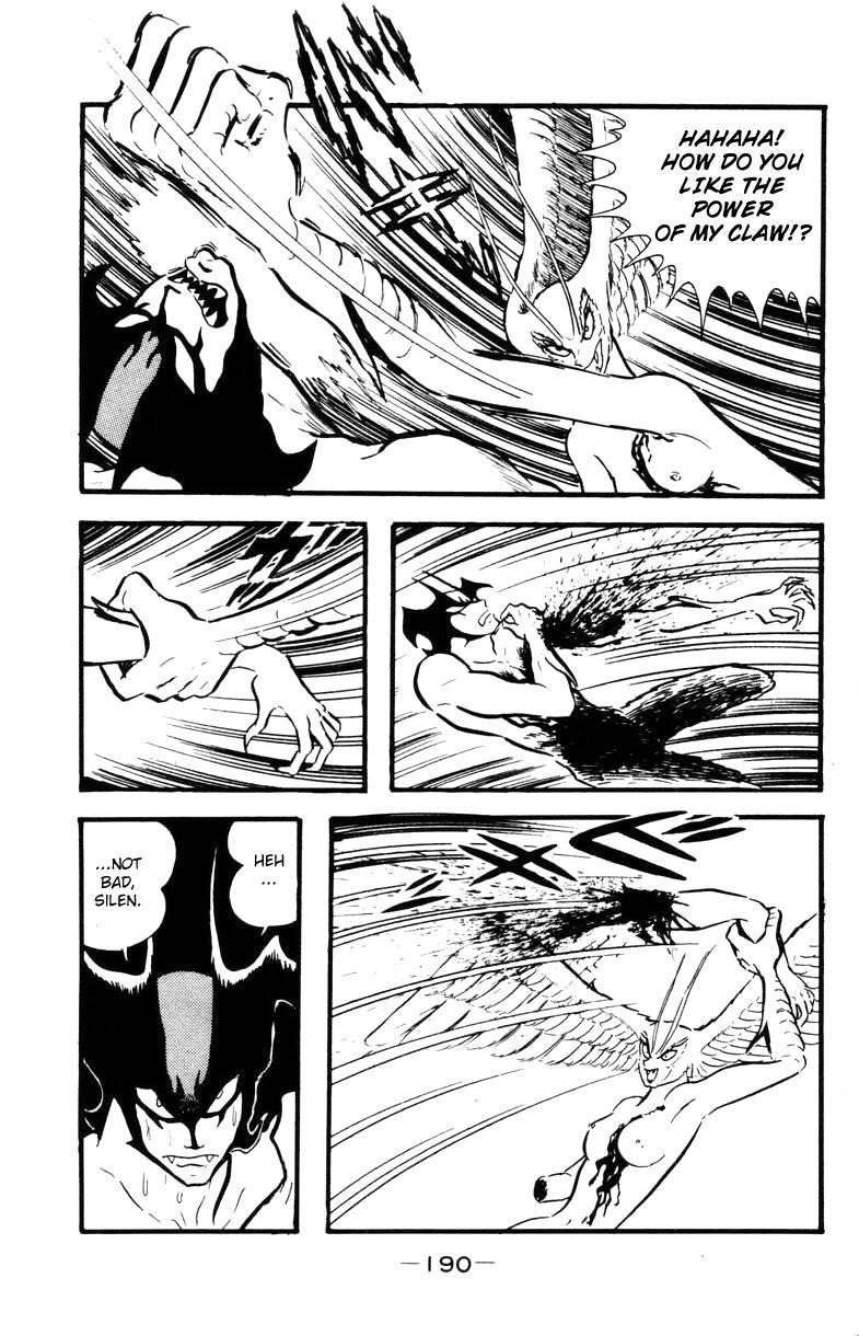 Devilman, Chapter 2 image 186