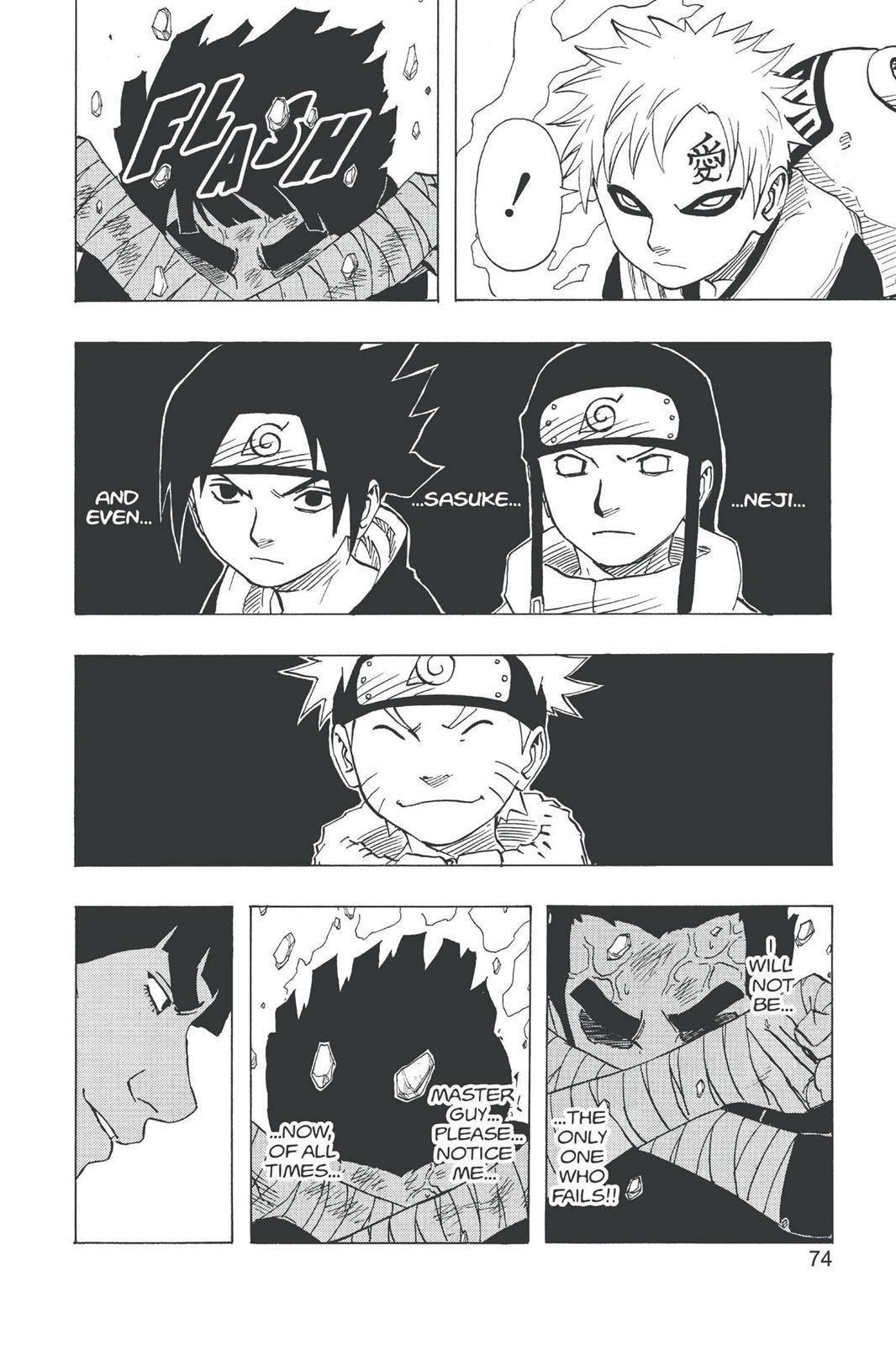 Naruto, Chapter 85 image 010