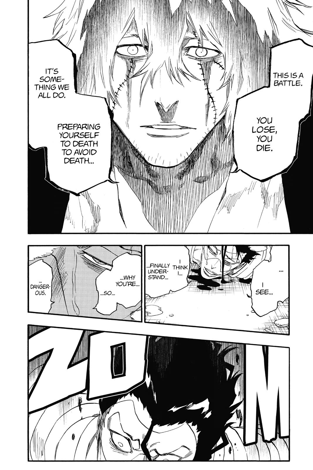 Bleach, Chapter 666 image 004