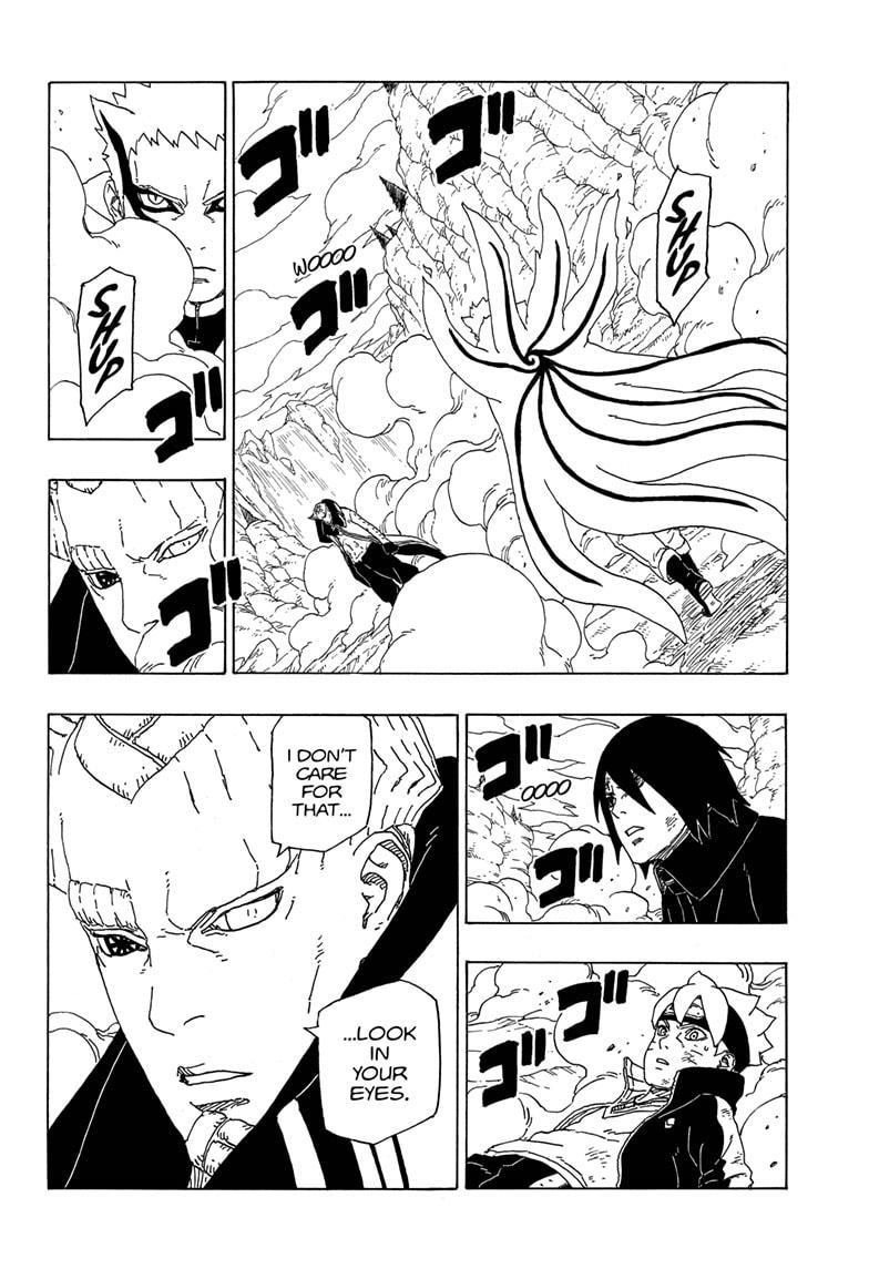 Boruto Manga, Chapter 52 image 006