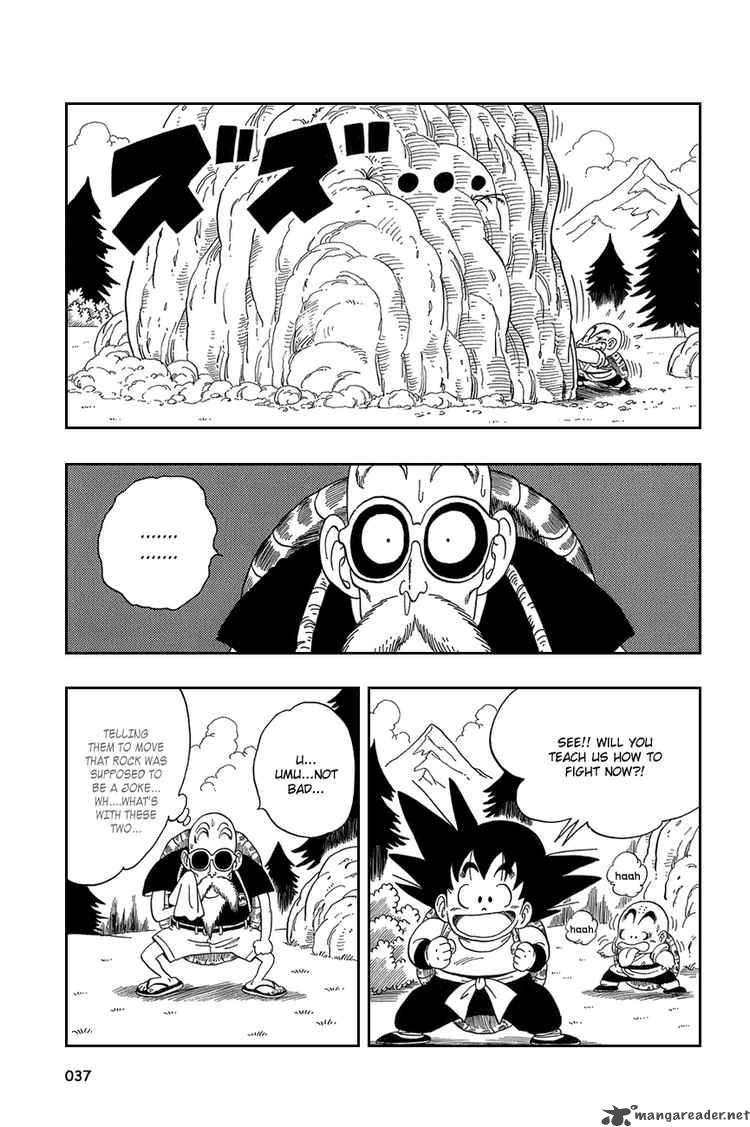 Dragon Ball, Chapter 32 image 006