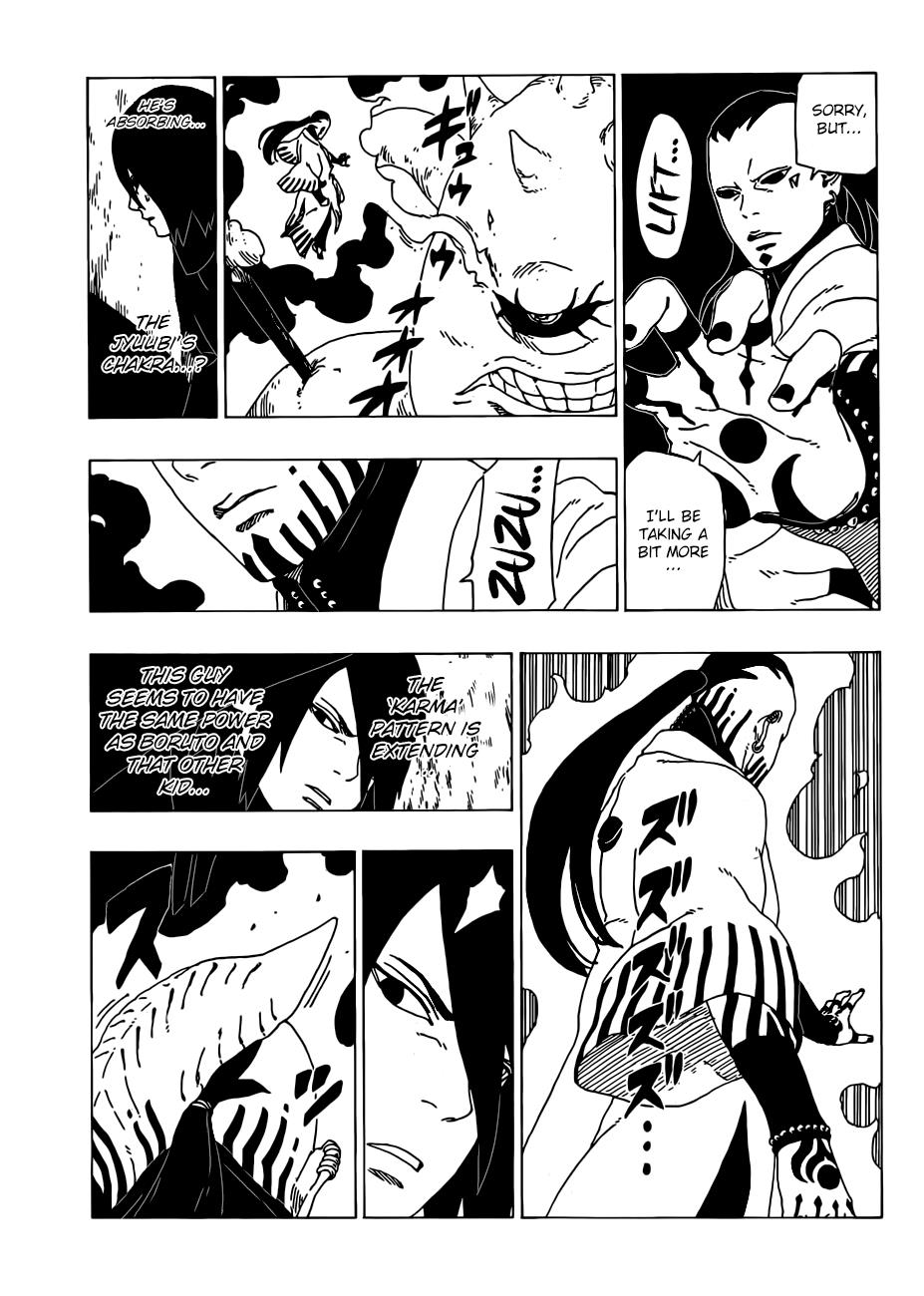 Boruto Manga, Chapter 35 image 038