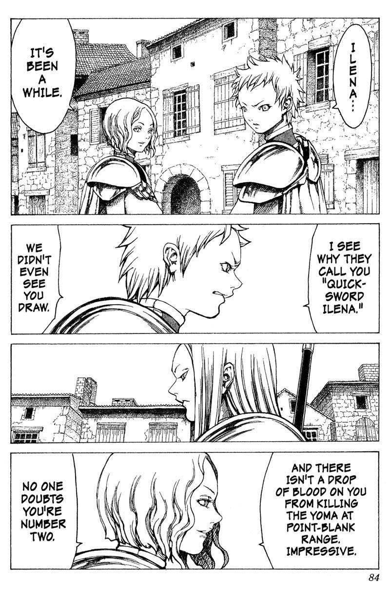Claymore, Chapter 18 image 013