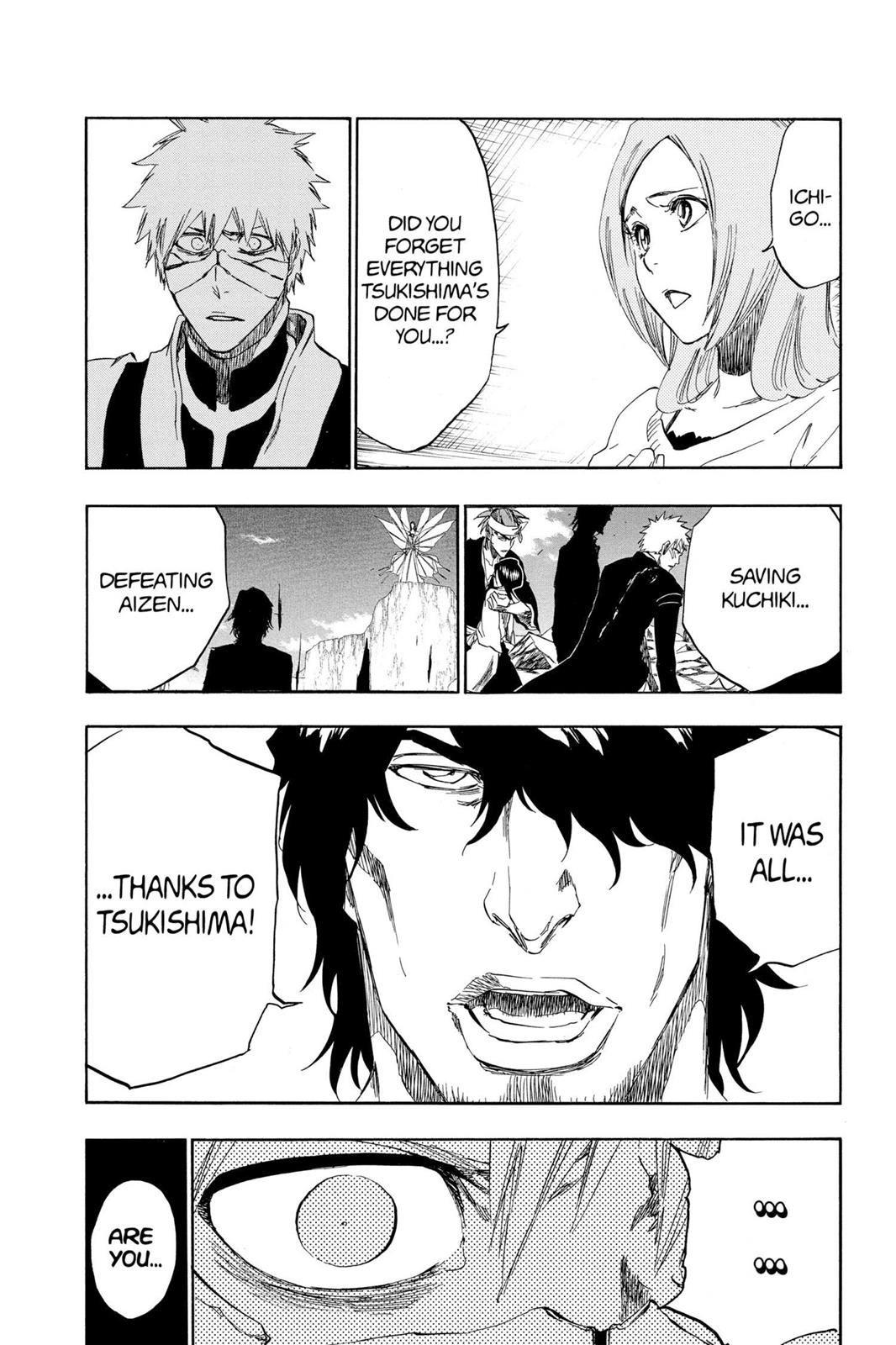 Bleach, Chapter 456 image 007