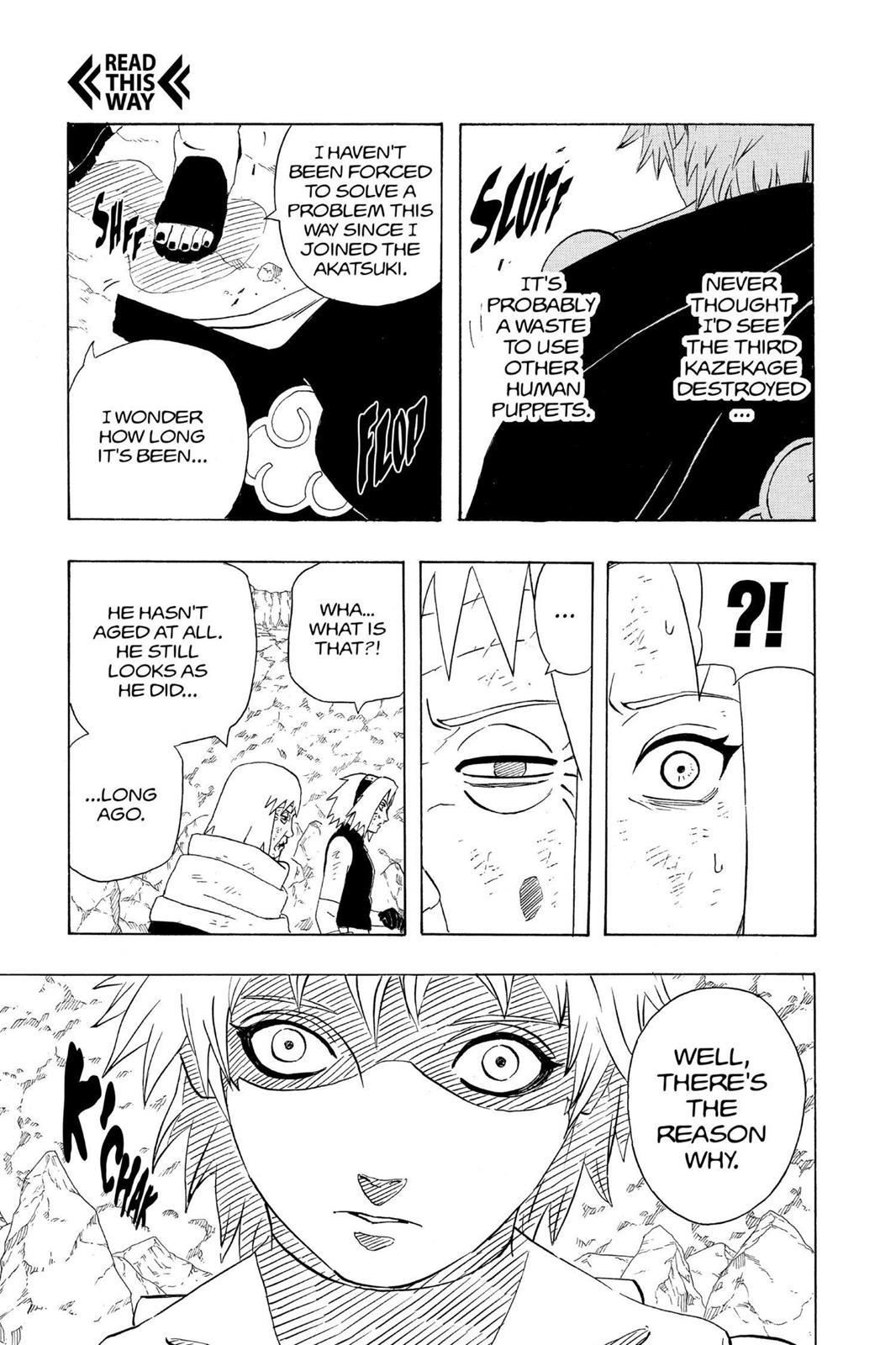 Naruto, Chapter 271 image 009