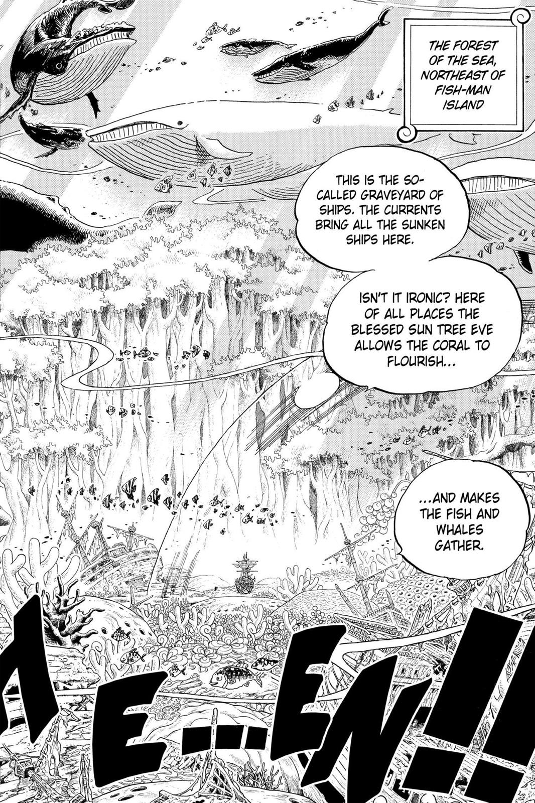 One Piece, Chapter 616 image 010