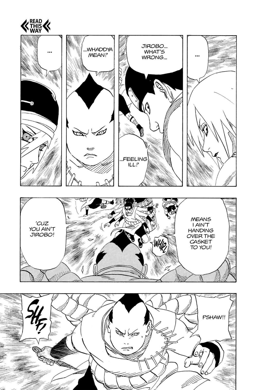 Naruto, Chapter 191 image 020