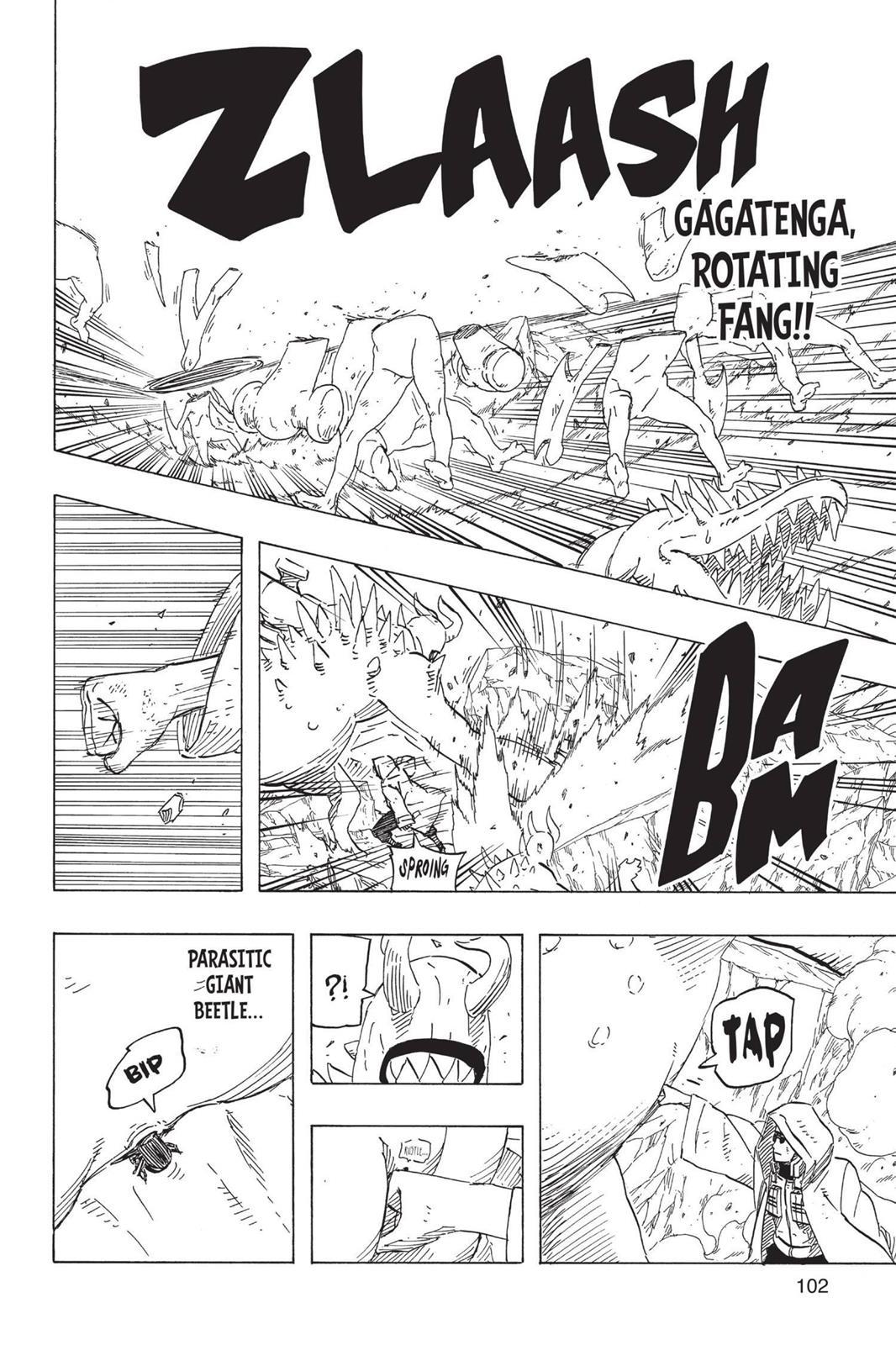 Naruto, Chapter 633 image 004