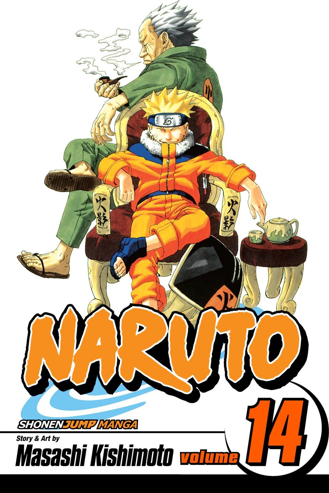 Naruto, Chapter 118 image 001