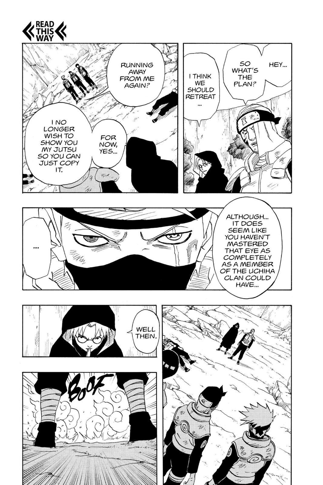 Naruto, Chapter 138 image 009