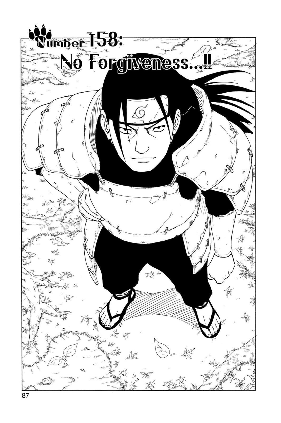 Naruto, Chapter 158 image 001
