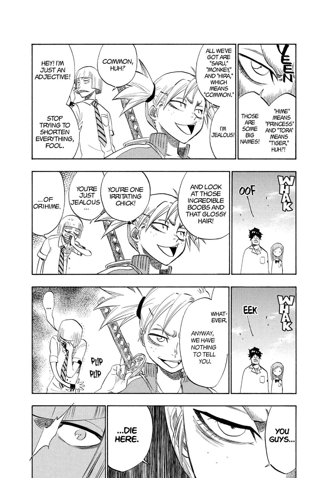 Bleach, Chapter 190 image 002