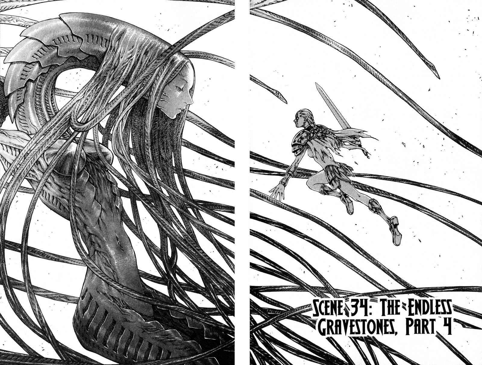 Claymore, Chapter 34 image 008
