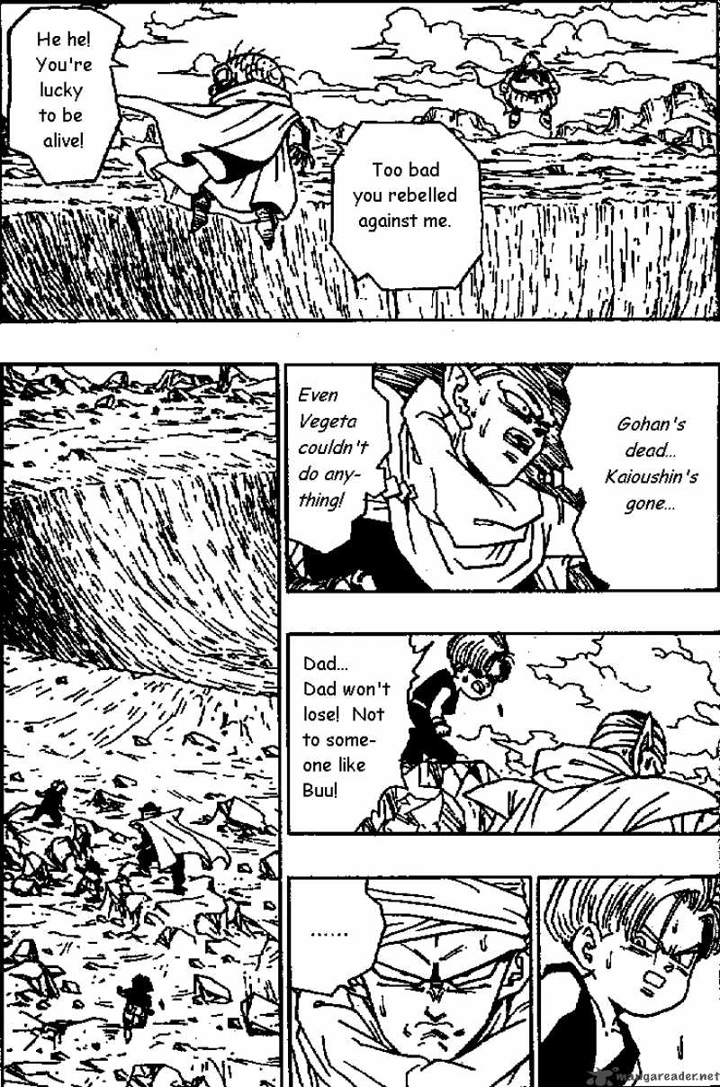 Dragon Ball, Chapter 467 image 002