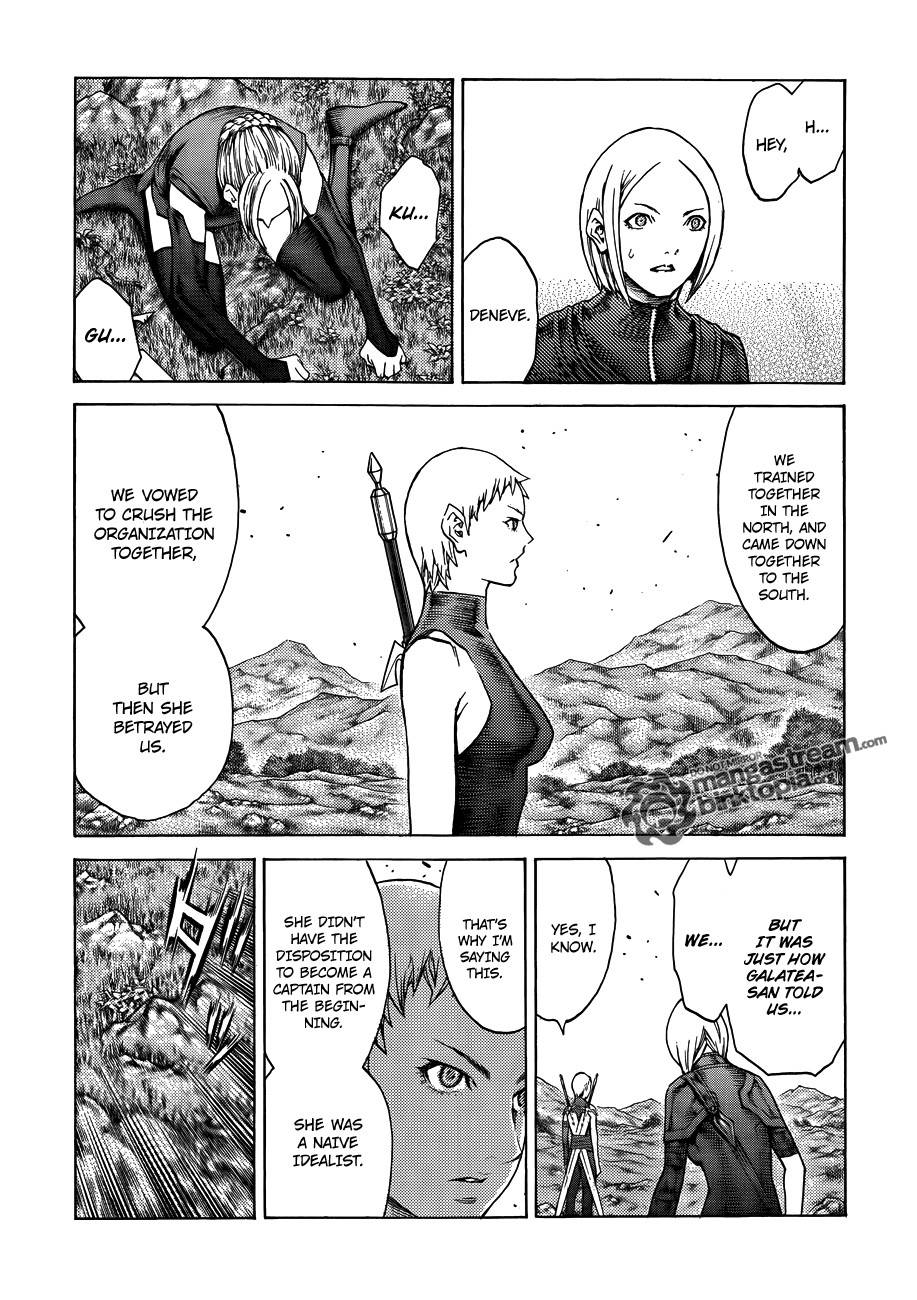 Claymore, Chapter 109 image 020