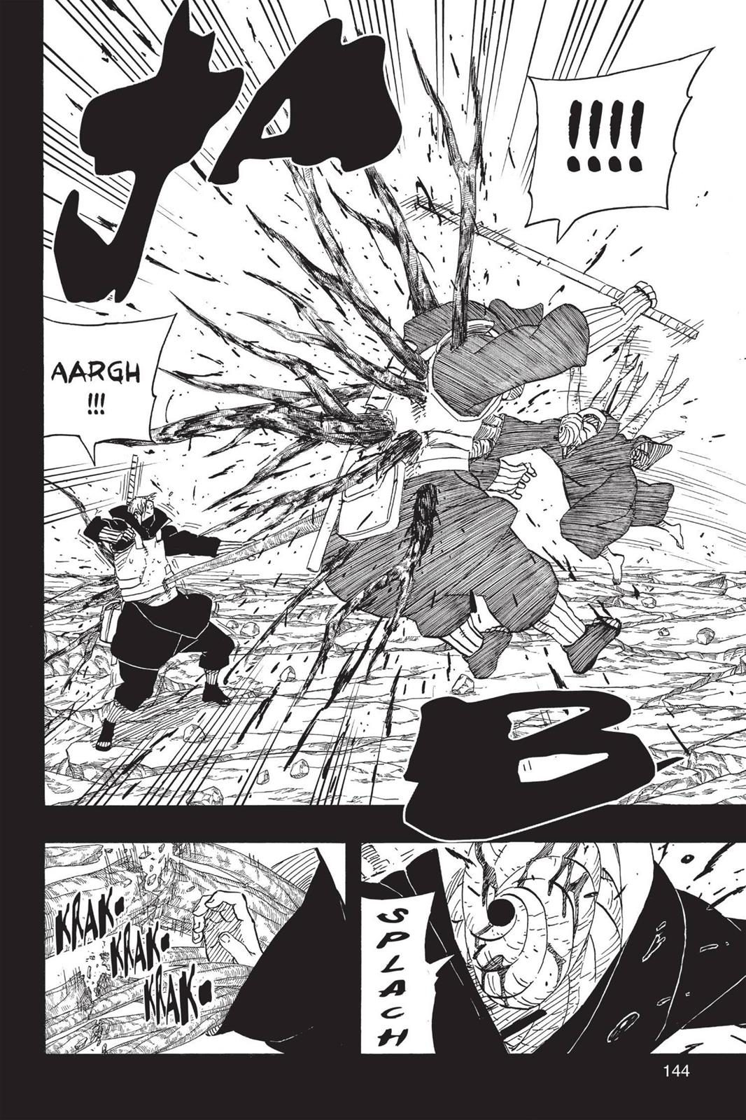 Naruto, Chapter 605 image 008