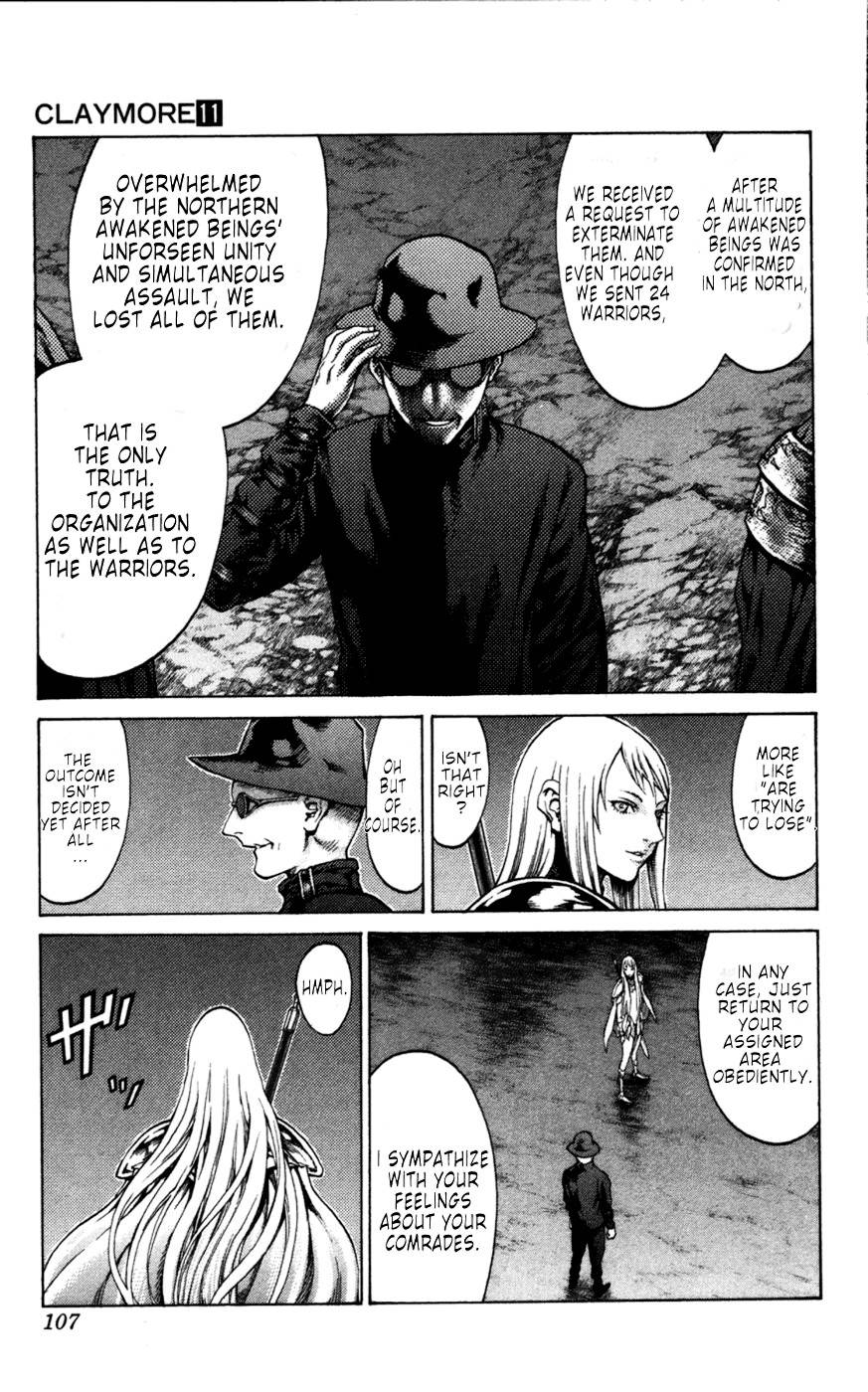 Claymore, Chapter 61 image 013