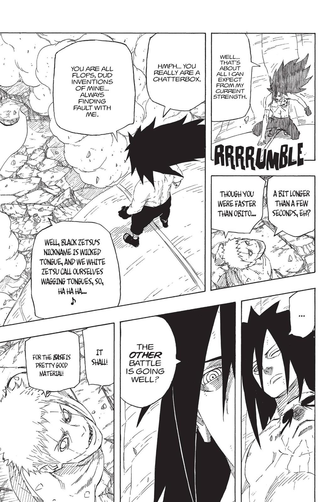 Naruto, Chapter 661 image 005