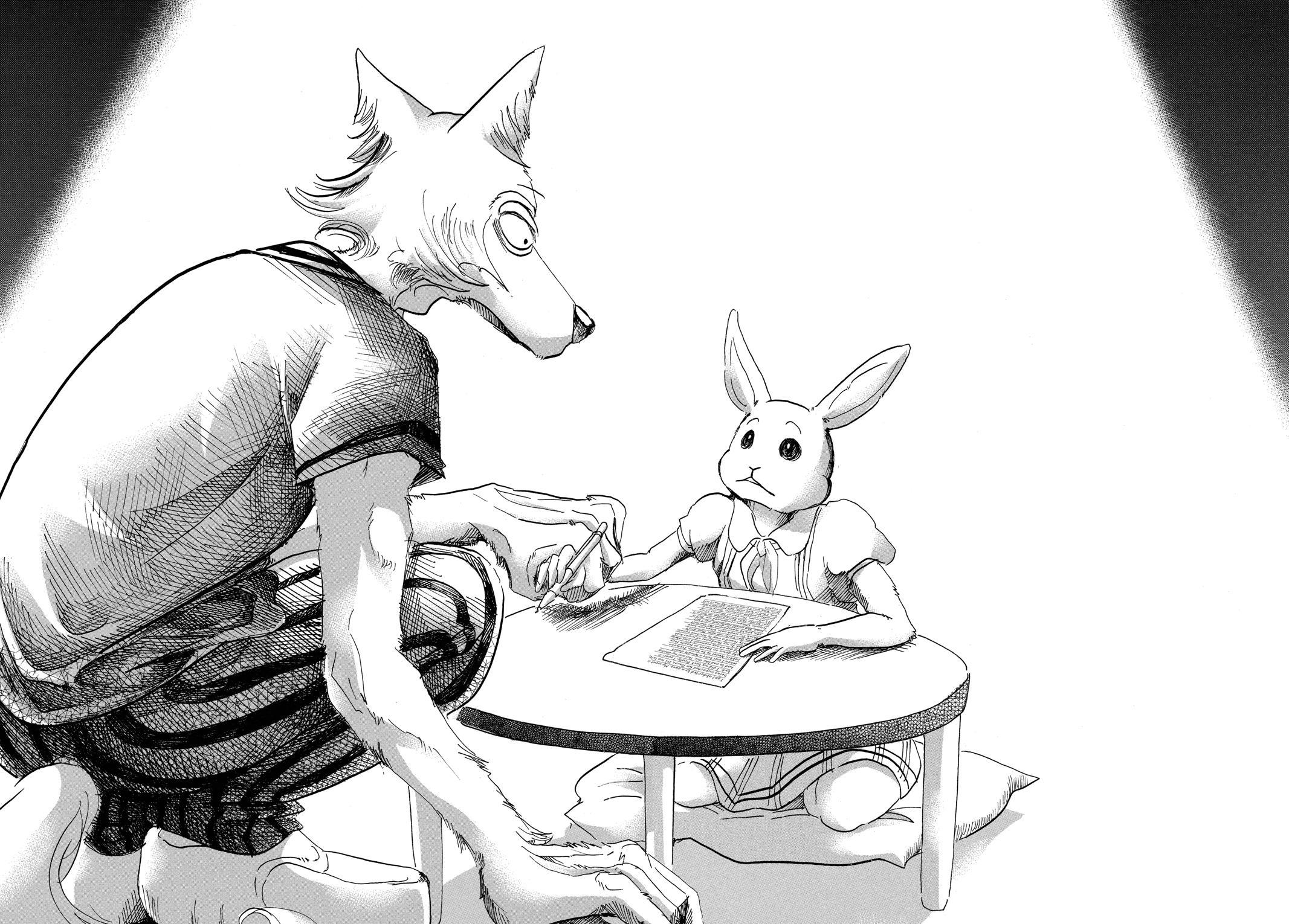 Beastars Manga, Chapter 38 image 012