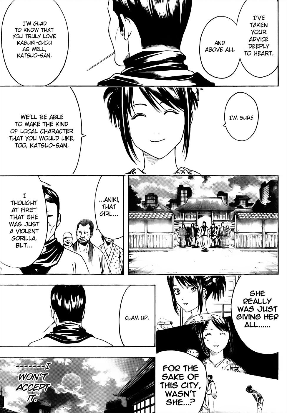 Gintama Chapter, 436 image 017