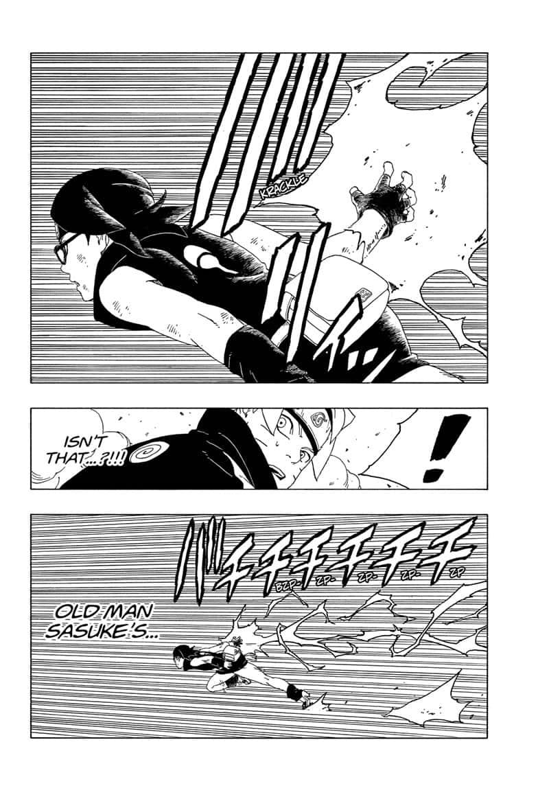 Boruto Manga, Chapter 42 image 039