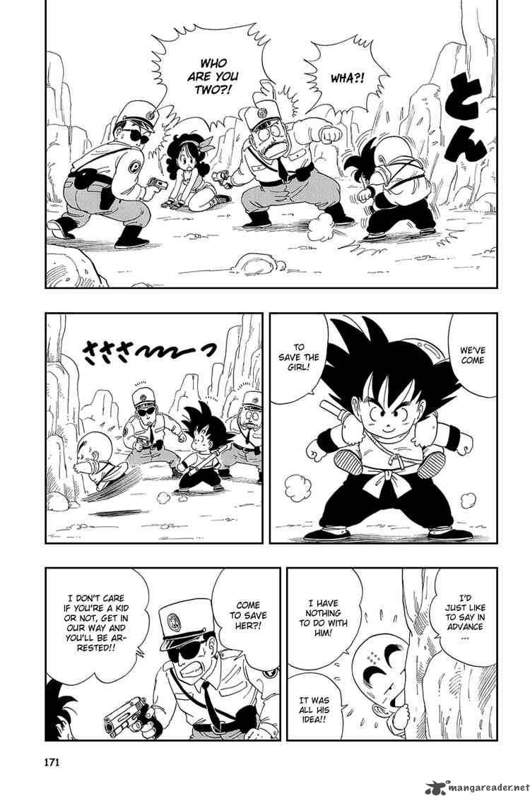 Dragon Ball, Chapter 26 image 012