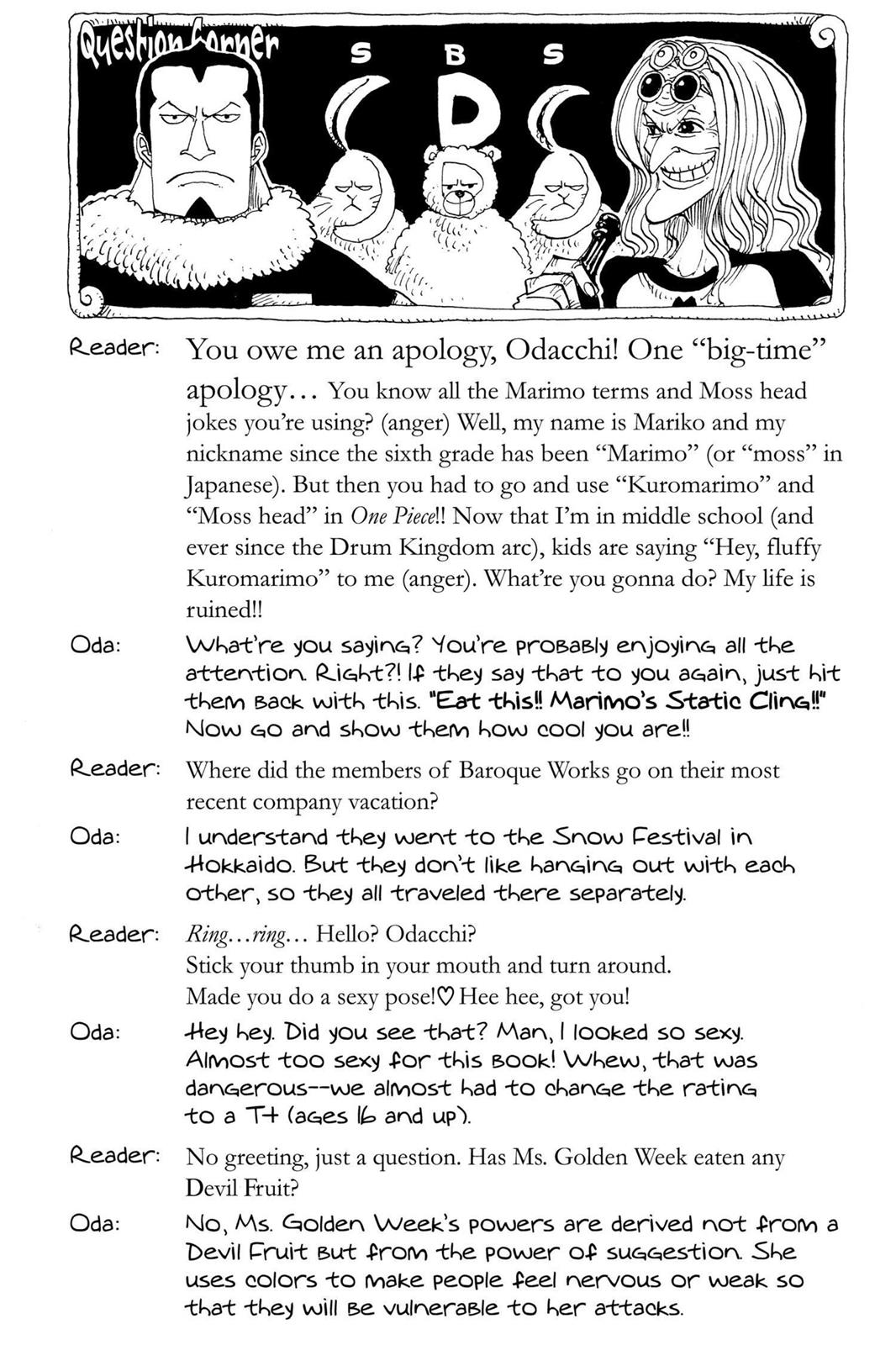One Piece, Chapter 207 image 020