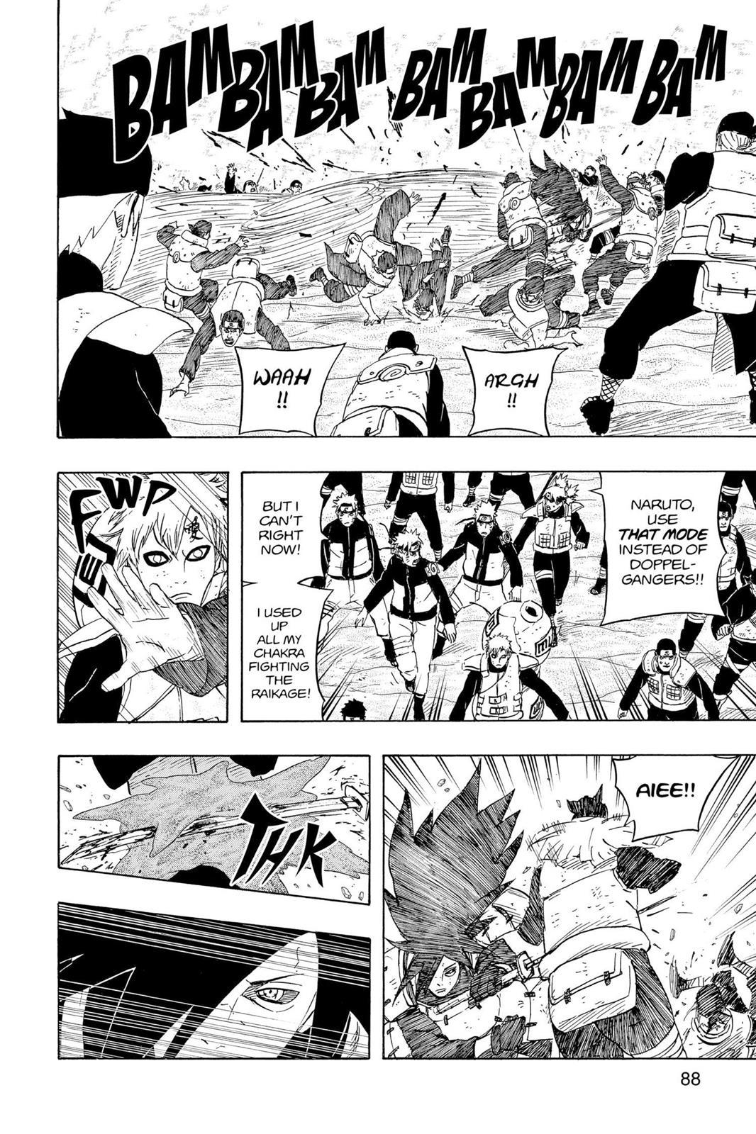 Naruto, Chapter 560 image 006