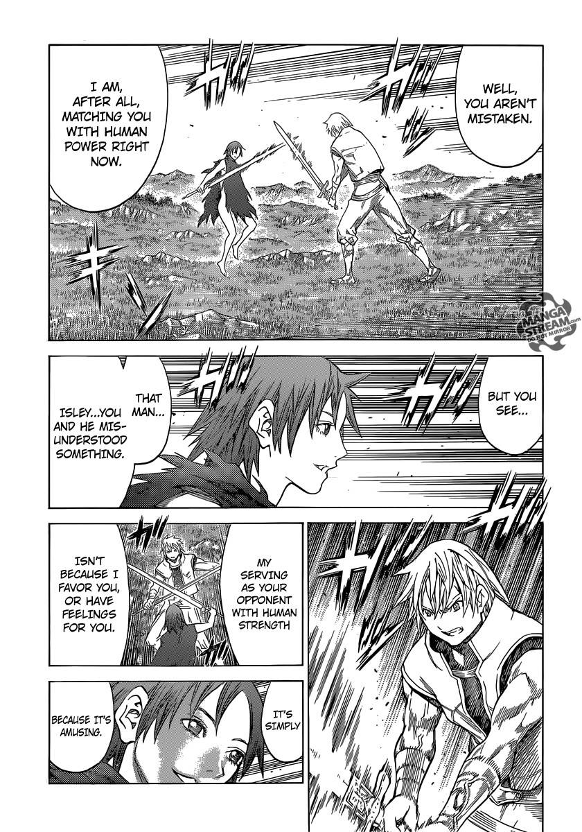 Claymore, Chapter 144 image 020