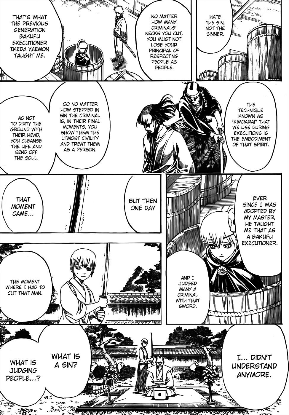 Gintama Chapter, 465 image 009