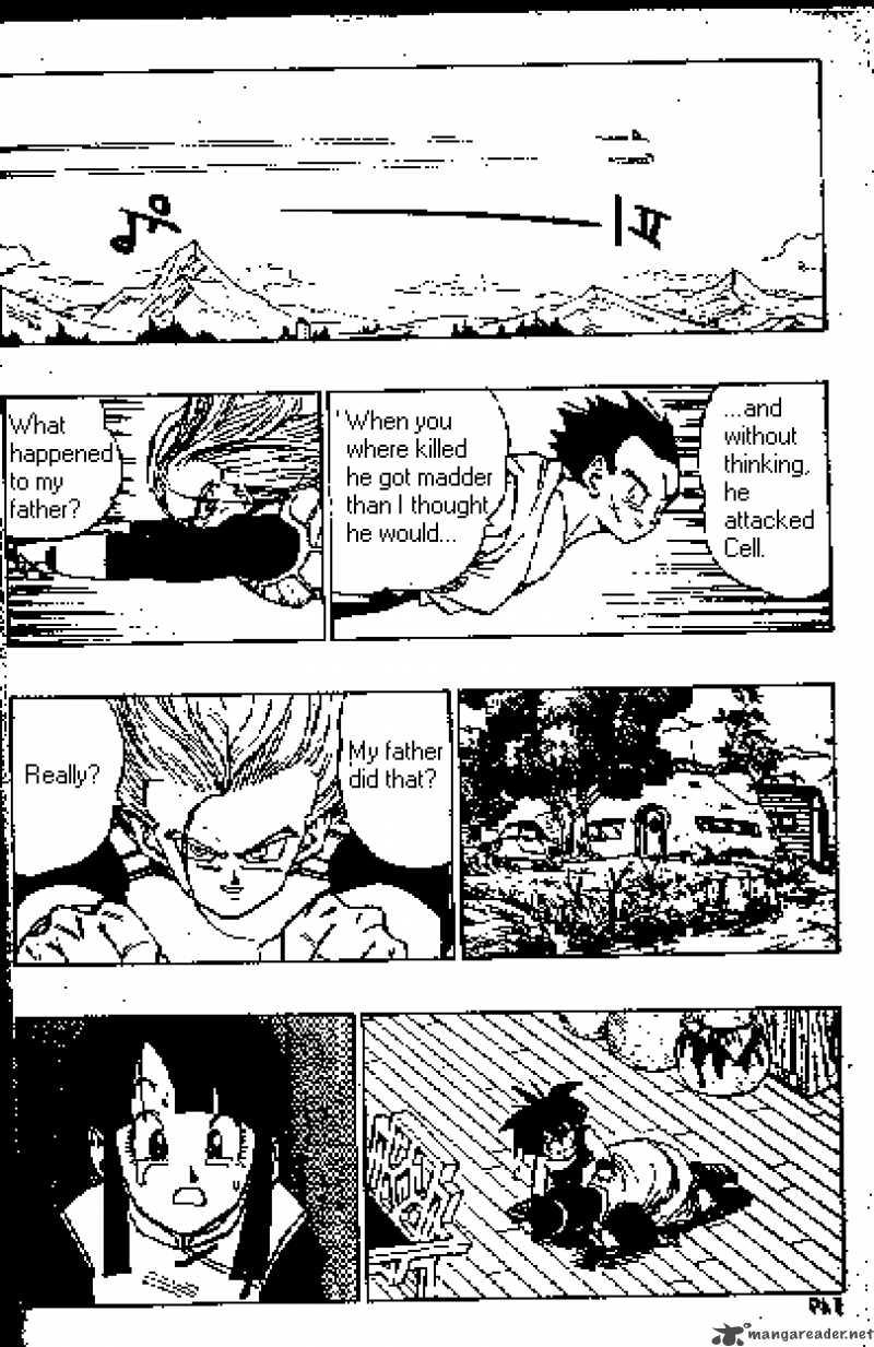 Dragon Ball, Chapter 419 image 013