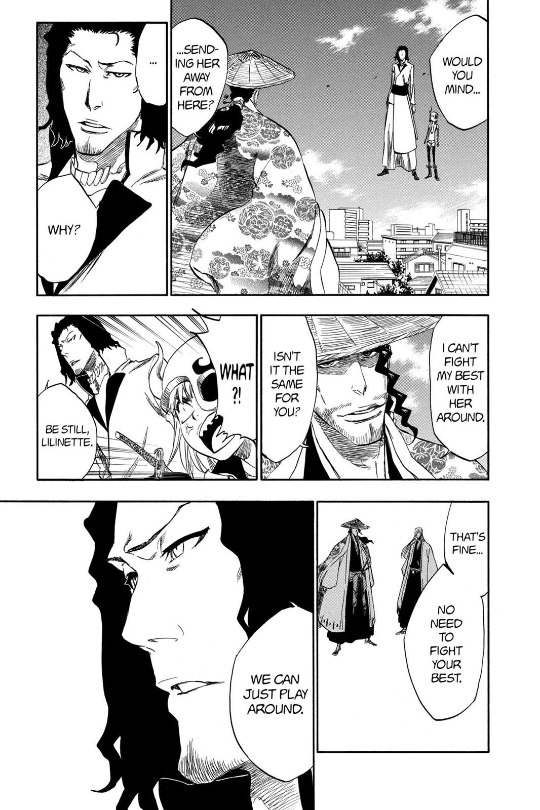 Bleach, Chapter 329 image 012