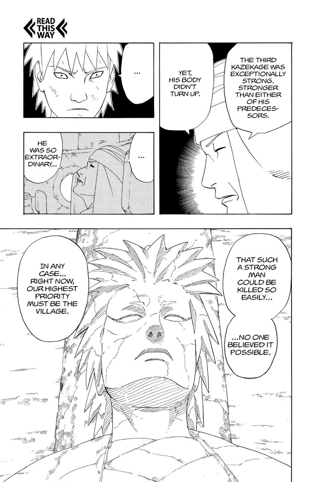 Naruto, Chapter 266 image 011