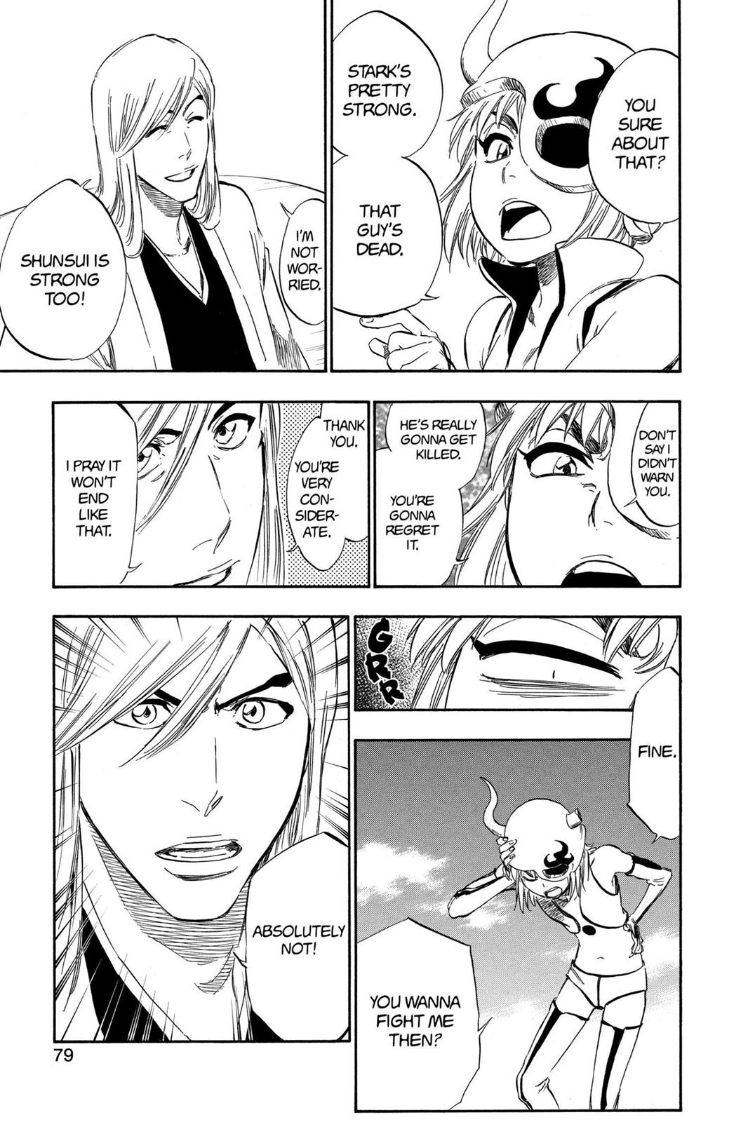 Bleach, Chapter 335 image 012