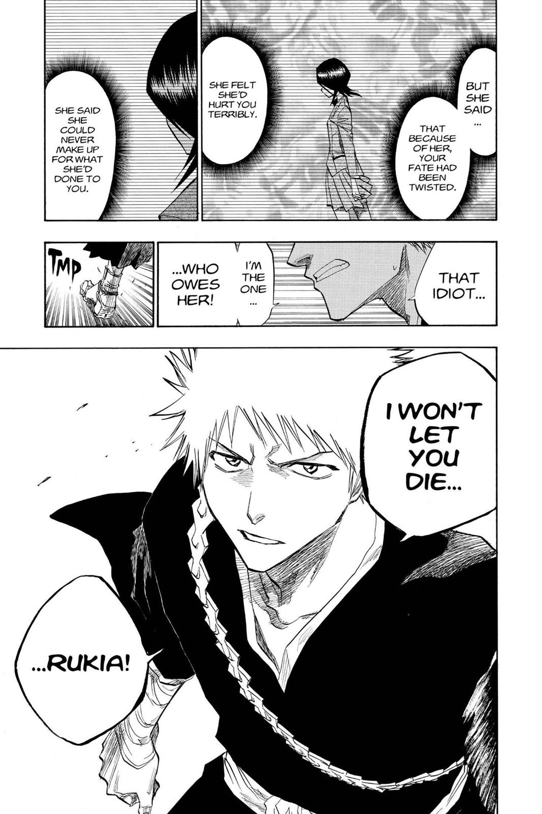 Bleach, Chapter 94 image 009