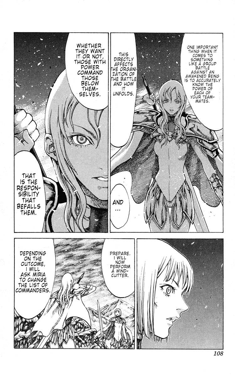 Claymore, Chapter 55 image 006