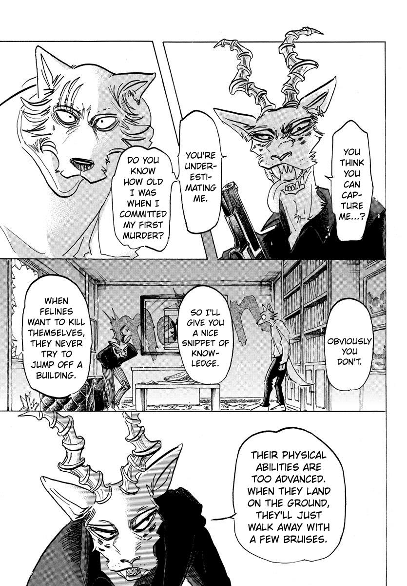 Beastars Manga, Chapter 150 image 016