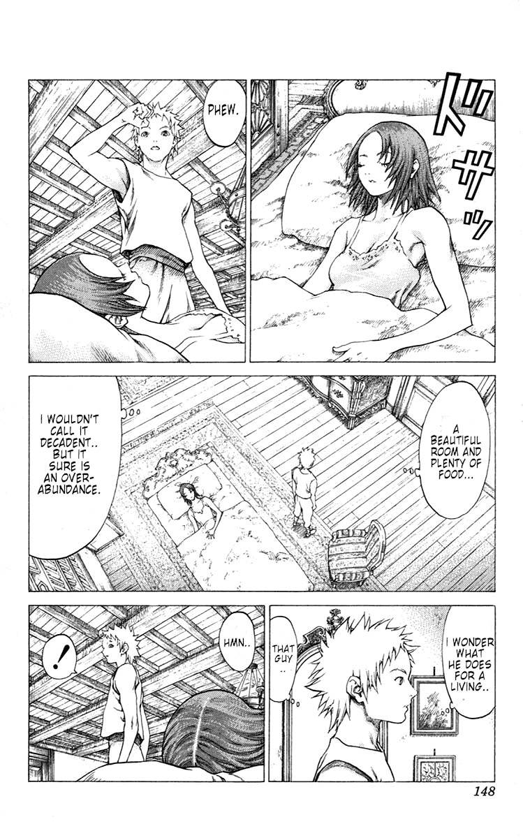 Claymore, Chapter 56 image 013