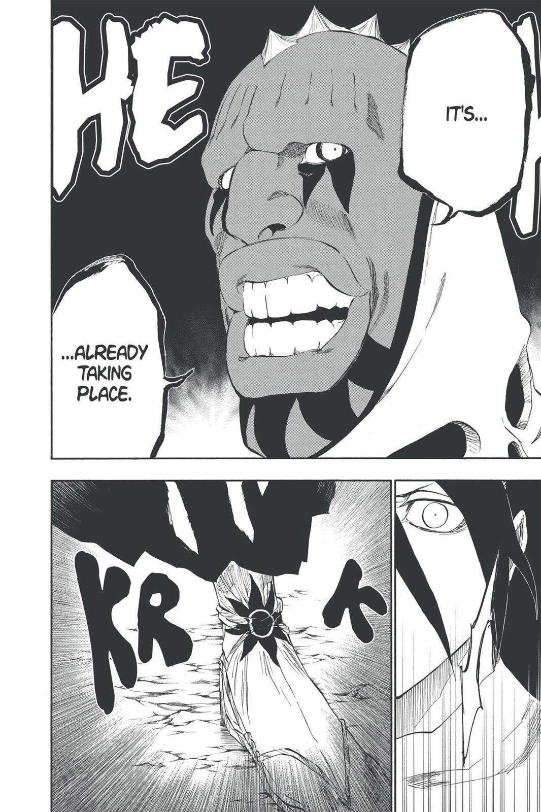 Bleach, Chapter 300 image 011