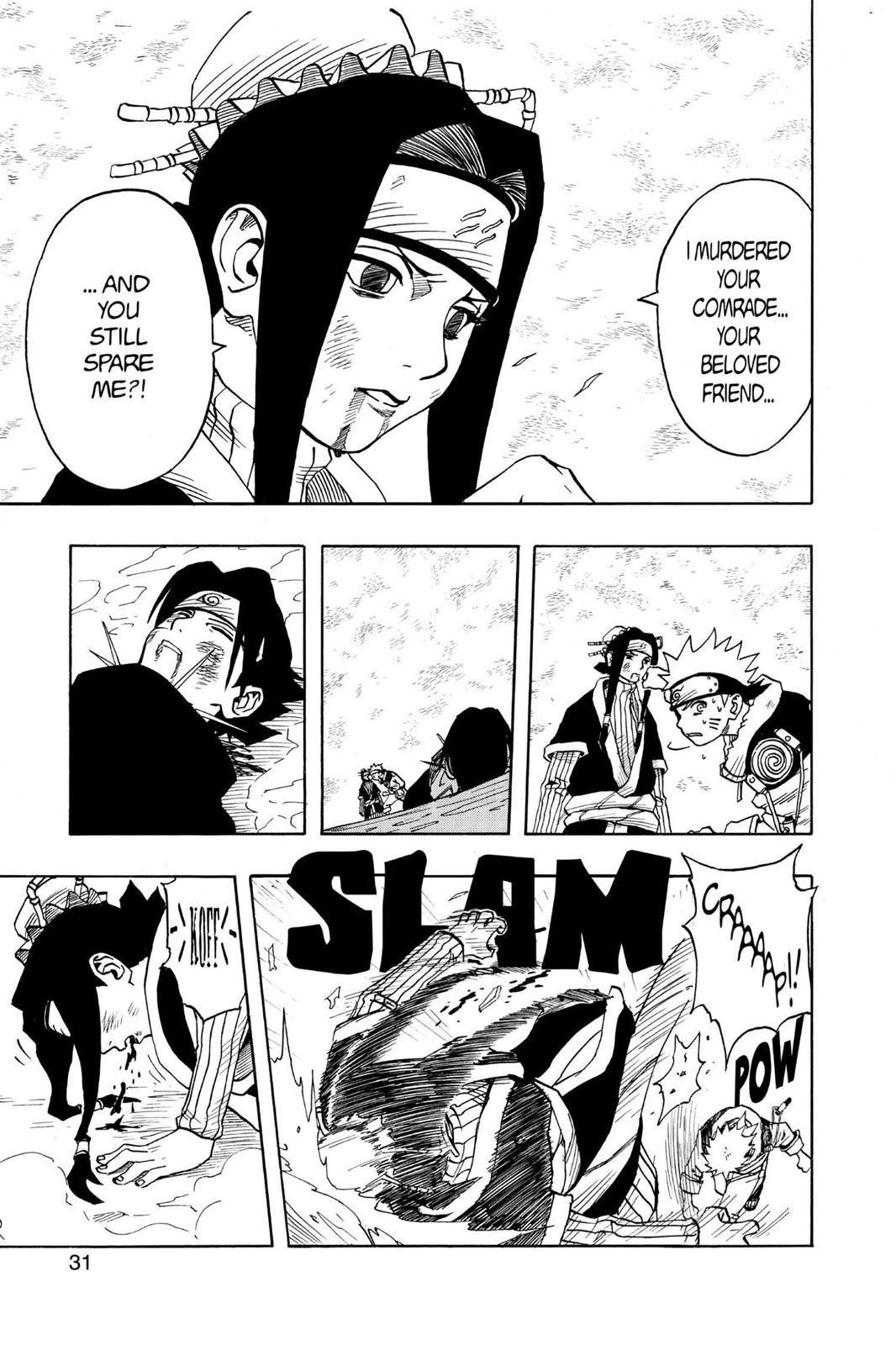 Naruto, Chapter 29 image 005