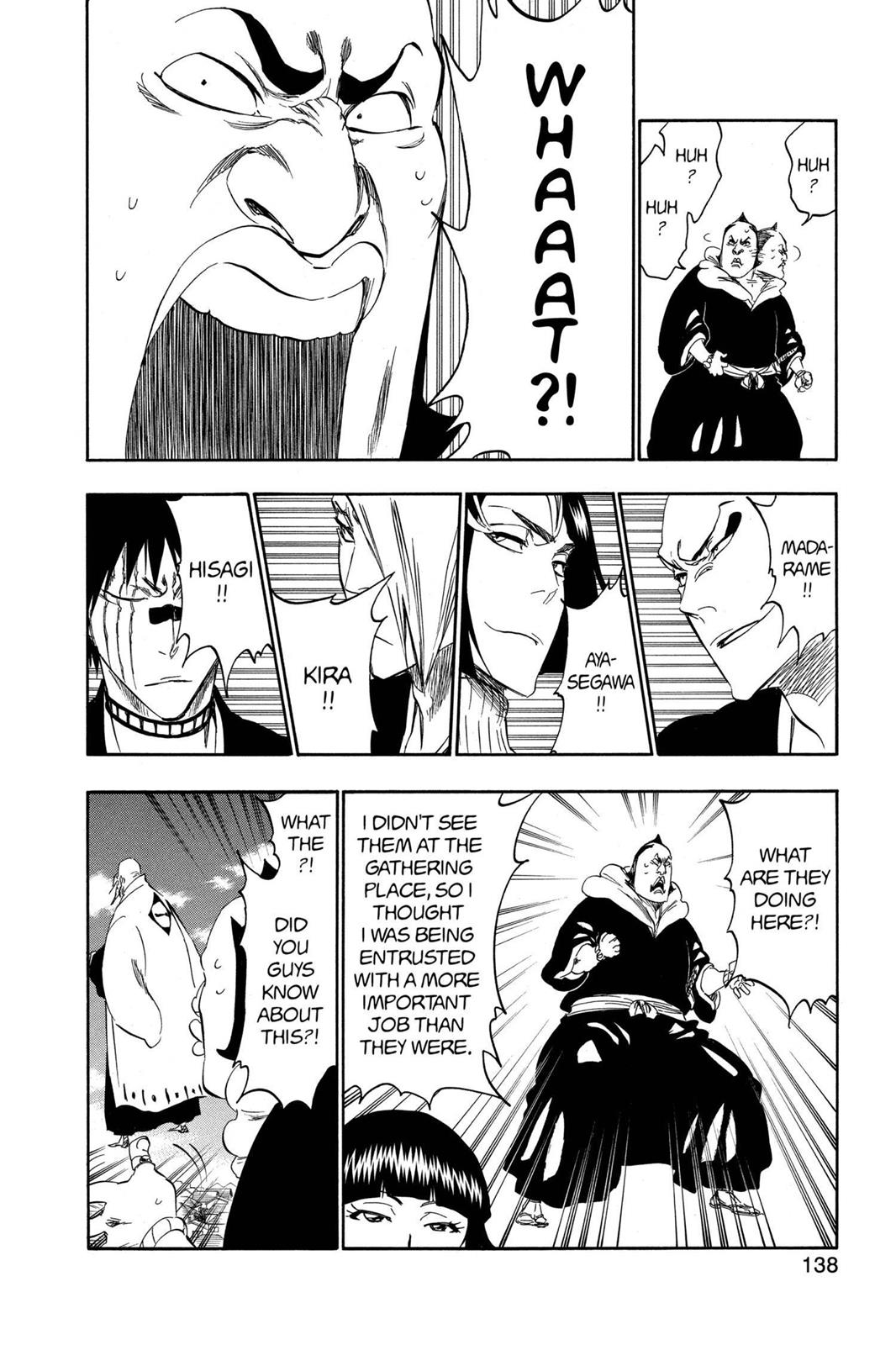 Bleach, Chapter 319 image 003