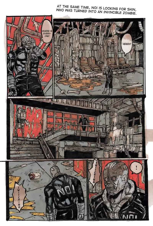 Dorohedoro, Chapter 117 image 006