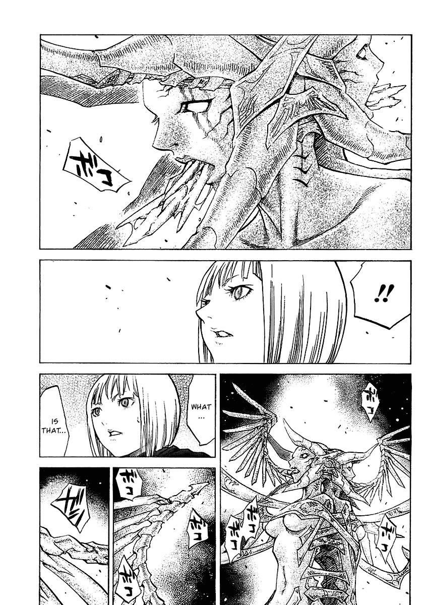 Claymore, Chapter 94 image 018