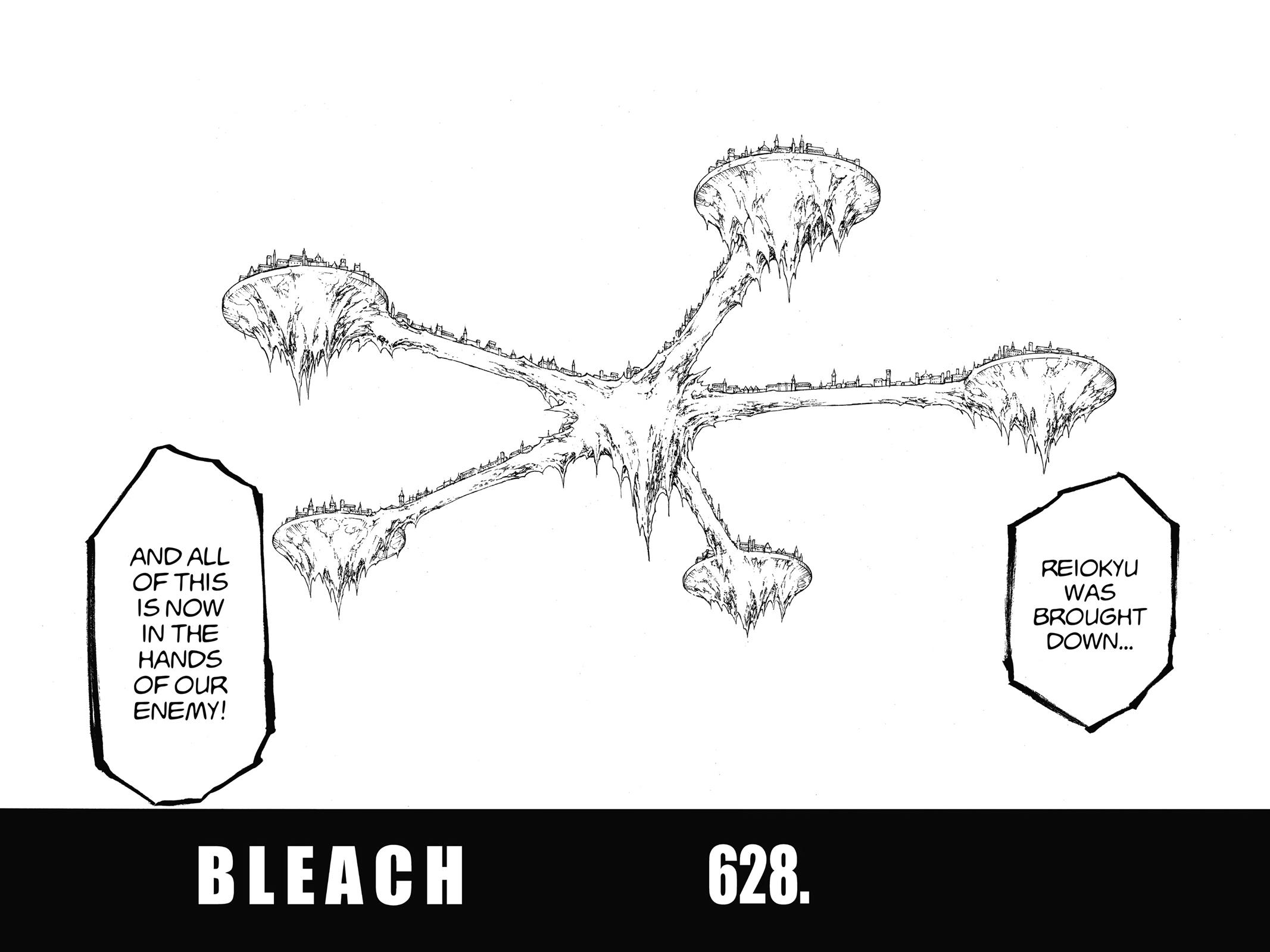 Bleach, Chapter 628 image 004
